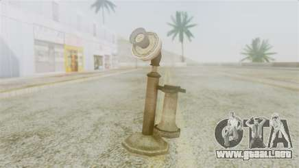 Red Dead Redemption Cell Phone para GTA San Andreas