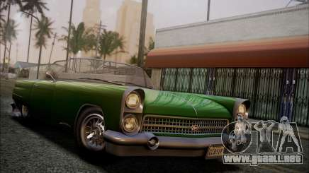 GTA 5 Vapid Peyote IVF para GTA San Andreas