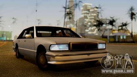 Declasse Premier para GTA San Andreas