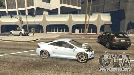GTA 5 Semi-Realistic Vehicle Physics V 1.6 décima captura de pantalla