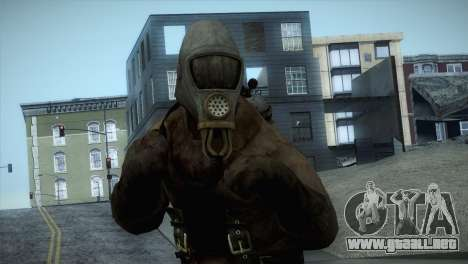 Order Soldier2 from Silent Hill para GTA San Andreas