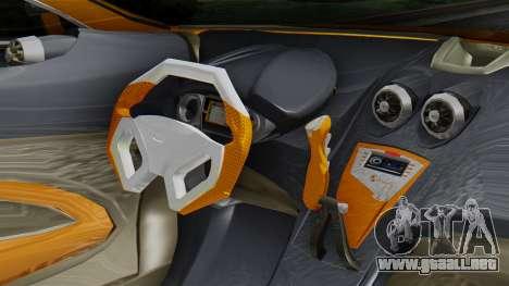 Ford Iosis para la visión correcta GTA San Andreas