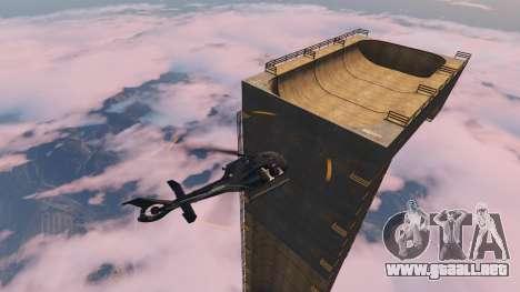GTA 5 Empinada rampa segunda captura de pantalla
