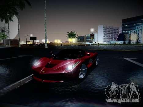 Big Boss ENB para GTA San Andreas tercera pantalla