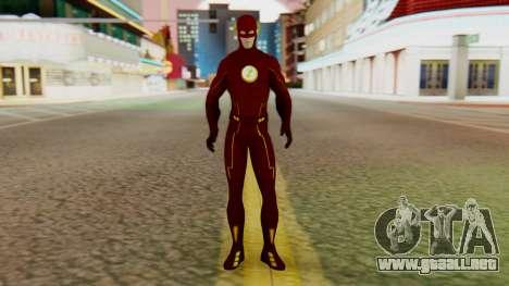 The Flash More Red para GTA San Andreas segunda pantalla