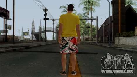 GTA 5 Online Wmygol2 para GTA San Andreas tercera pantalla