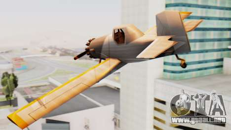 Cropduster Remake para GTA San Andreas left
