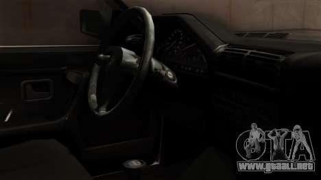 BMW 325i para la visión correcta GTA San Andreas
