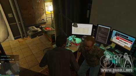 GTA 5 Story Mode Heists [.NET] 0.1.4 noveno captura de pantalla