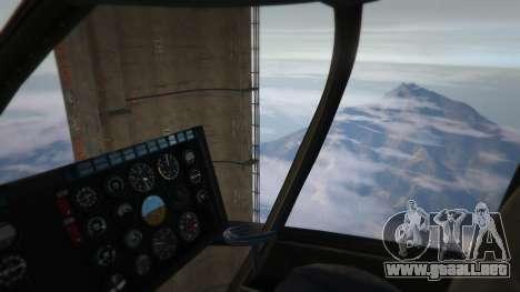 GTA 5 Empinada rampa cuarto captura de pantalla