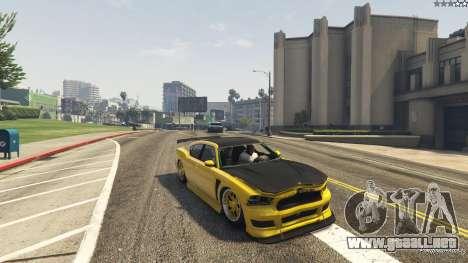 GTA 5 Semi-Realistic Vehicle Physics V 1.6 quinta captura de pantalla