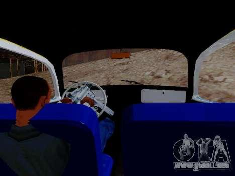 Volkswagen Escarabajo 1975 Jeans Edición Persona para las ruedas de GTA San Andreas