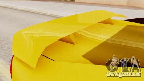 Sportcar2 SA Style para la visión correcta GTA San Andreas