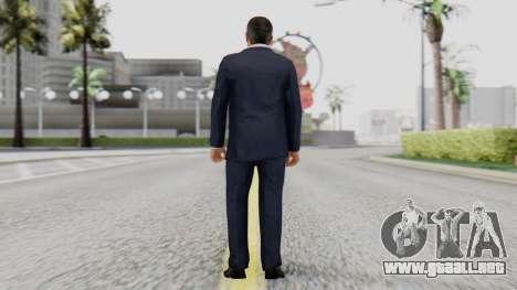 [GTA 5] FIB1 para GTA San Andreas tercera pantalla