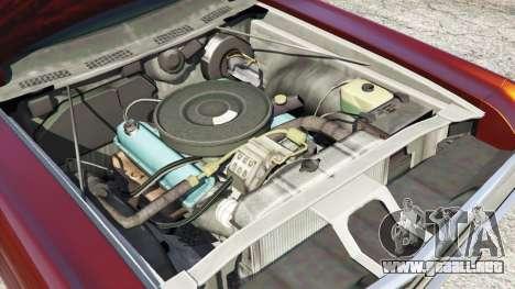 GTA 5 Dodge Polara 1971 vista lateral derecha