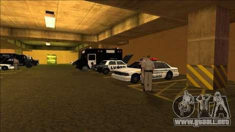 DLC Big Cop and All Previous DLC para GTA San Andreas sexta pantalla