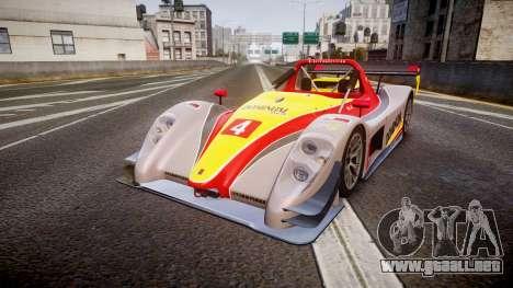 Radical SR8 RX 2011 [4] para GTA 4