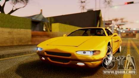 HD Infernus para GTA San Andreas