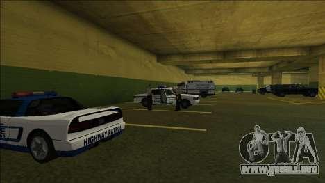 DLC Big Cop and All Previous DLC para GTA San Andreas séptima pantalla