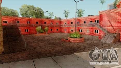 Motel Jefferson para GTA San Andreas tercera pantalla