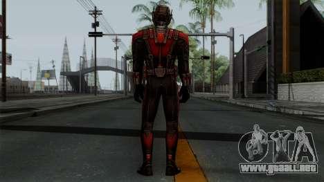 Ant-Man para GTA San Andreas tercera pantalla