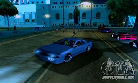 Realistic ENB for Medium PC para GTA San Andreas tercera pantalla