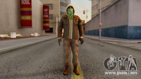 [BF Hardline] Gang Operator para GTA San Andreas segunda pantalla