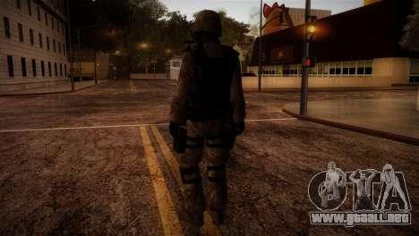 U.S.A. Ranger para GTA San Andreas tercera pantalla