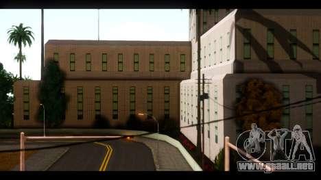 El Hospital y el Parque de skate para GTA San Andreas tercera pantalla