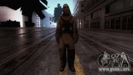 Order Soldier4 from Silent Hill para GTA San Andreas segunda pantalla
