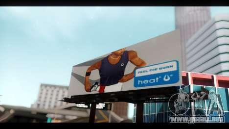 El Hospital y el Parque de skate para GTA San Andreas séptima pantalla
