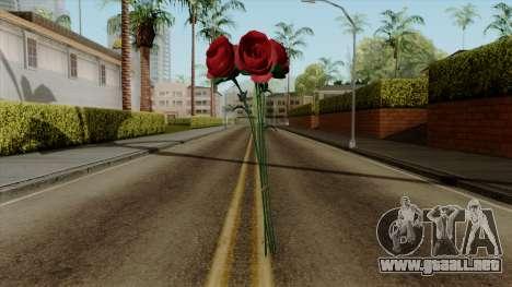 Original HD Flowers para GTA San Andreas