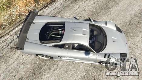 GTA 5 Saleen S7 2002 v1.0 [Beta] vista trasera