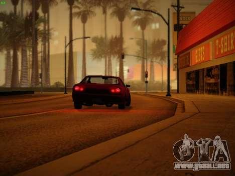 Iceh ENB para GTA San Andreas segunda pantalla