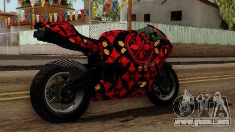 Bati Batik para GTA San Andreas left