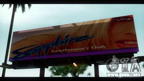 El Hospital y el Parque de skate para GTA San Andreas sexta pantalla