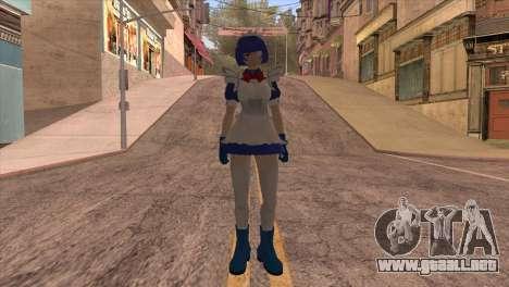 Ryumou para GTA San Andreas segunda pantalla