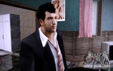 Joe Drunk para GTA San Andreas segunda pantalla