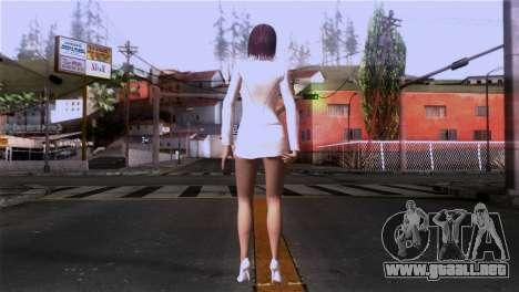 Detallada de la piel de las niñas para GTA San Andreas tercera pantalla