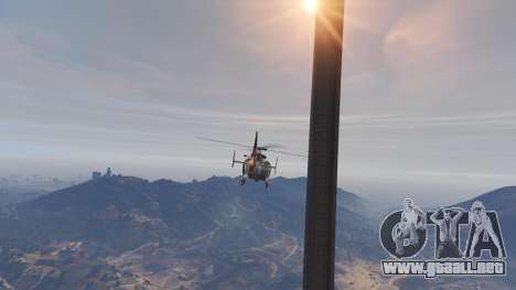 GTA 5 Empinada rampa tercera captura de pantalla