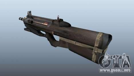 GTA 5 FN F2000 Tactical tercera captura de pantalla