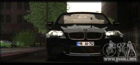 Jungles ENB v 2.5 para GTA San Andreas tercera pantalla