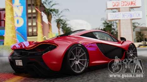 Progen T20 para GTA San Andreas left