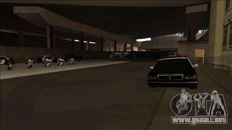 DLC Big Cop and All Previous DLC para GTA San Andreas segunda pantalla