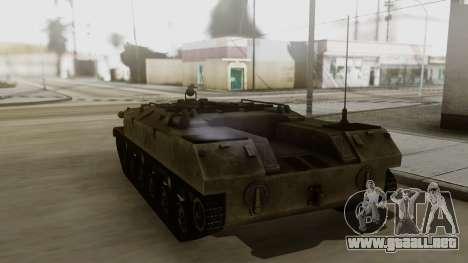 BTR-D para GTA San Andreas left