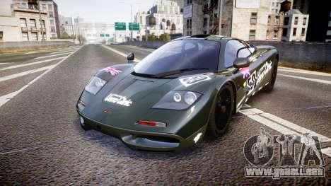 McLaren F1 1993 [EPM] Ueno Clinic para GTA 4
