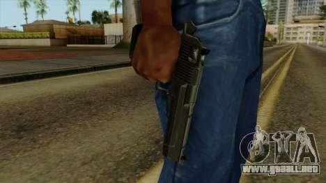 Original HD Desert Eagle para GTA San Andreas tercera pantalla