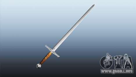 GTA 5 Espada Excalibur tercera captura de pantalla