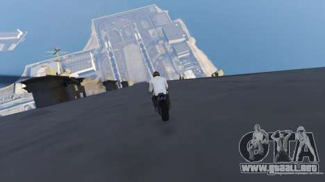 GTA 5 Airport Ramp cuarto captura de pantalla