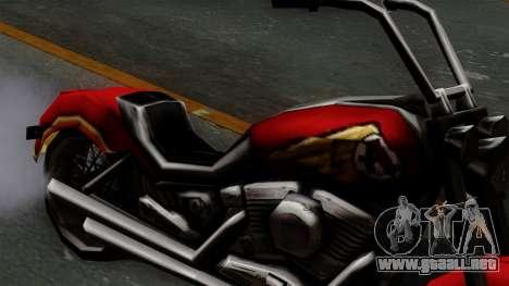 Freeway Avenger para la visión correcta GTA San Andreas